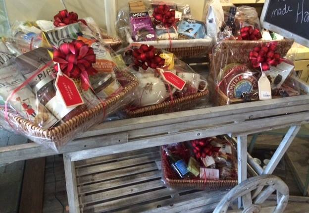 Xmas hampers gifts