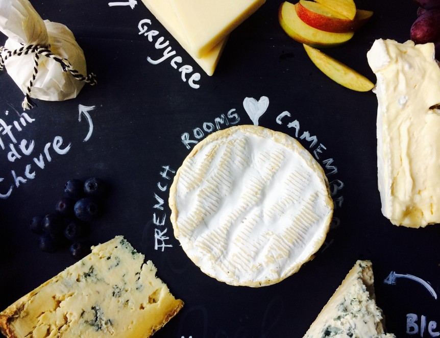 Cheese and Wine evening at The French Rooms